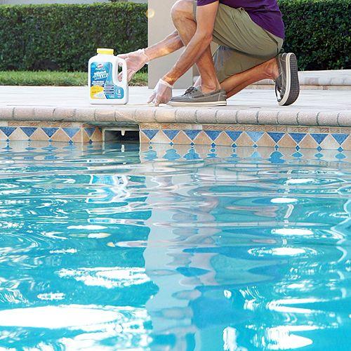 granulos de cloración Xtra Blue de Clorox Pool&Spa