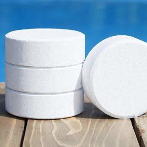 venta de pastillas de cloro para piscinas