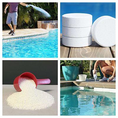 Venta de cloro para piscina